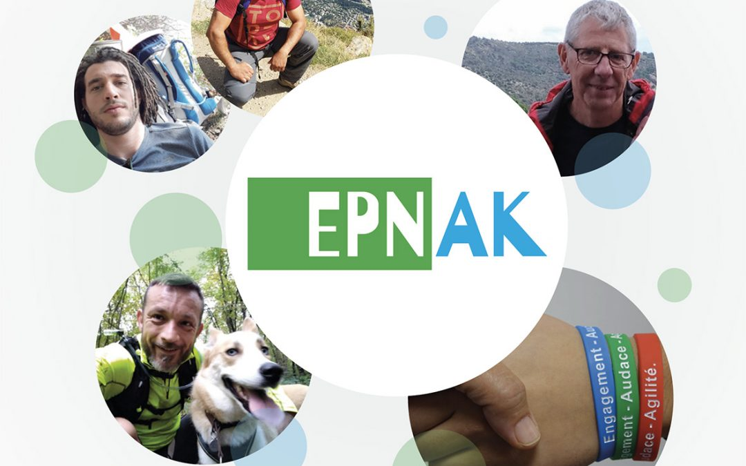 OXFAM Trailwalker 2021 : la Team EPNAK s'engage !