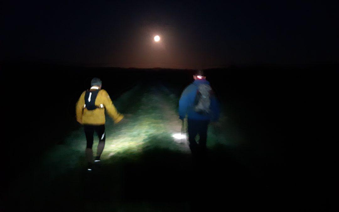 Oxfam Trailwalker : report de la course en septembre, nos sportifs toujours mobilisés !
