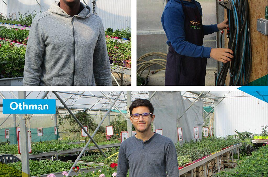 L'IME des Isles prépare sa vente annuelle de fleurs, fruits et légumes !
