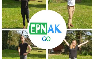 COURSE SOLIDAIRE : l'EPNAK Grand-Ouest soutient OXFAM !