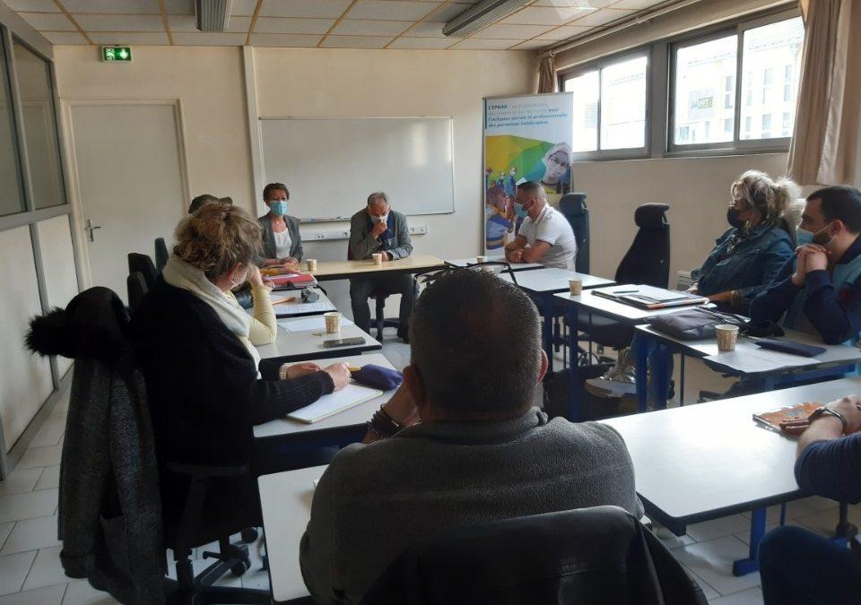 Lancement réussi pour la formation préparatoire dans l'Orne !