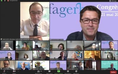 CONGRES FAGERH : la transformation de l'offre au cœur des débats