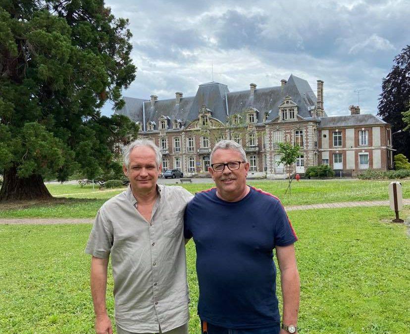 L'EPNAK souhaite une belle retraite à Alain Laroque !