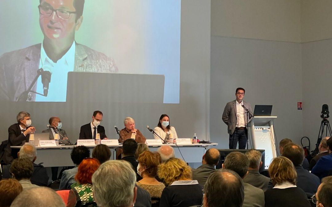 Nomination Emmanuel Ronot à la Présidence de la CRSA BFC