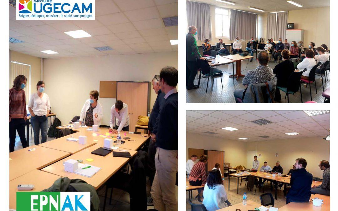 PAD+: les porteurs du projet rencontrent des acteurs de la réadaptation professionnelle à Bordeaux