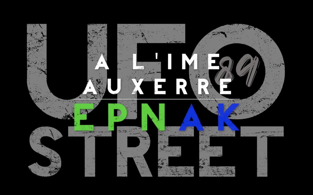 UFO STREET à l'IME Auxerre